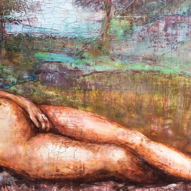 Nude Lying Venus 3