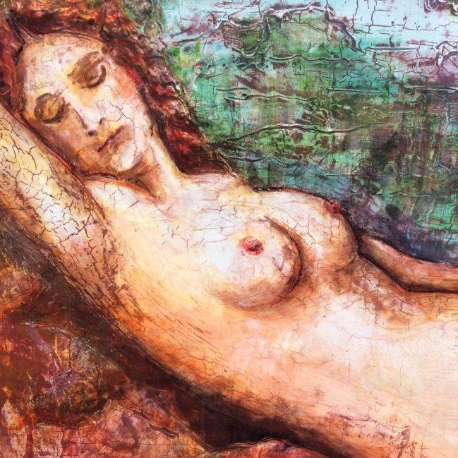 Nude Lying Venus 2