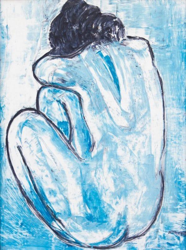 Nudo Blu 5
