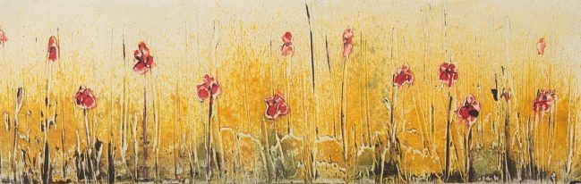 Poppies and Wheat 3