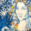 Flora Botticelli Blue 5