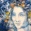 Flora Botticelli Blue 8