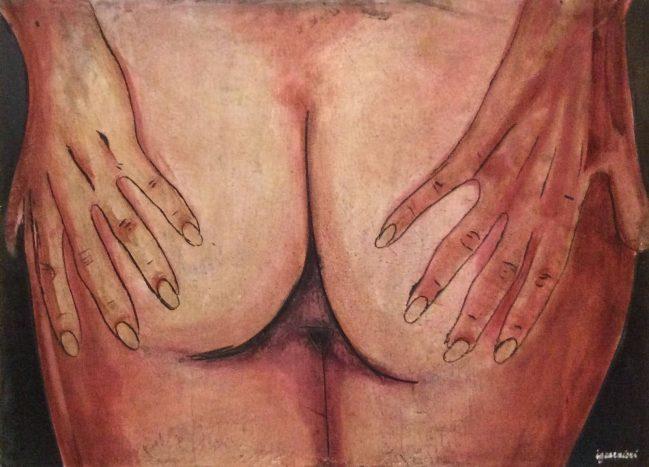 Nude hands 1