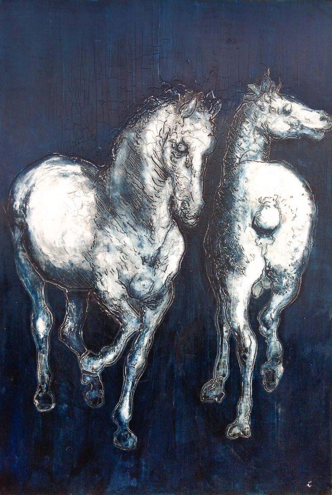 Leonardo's Horses 1