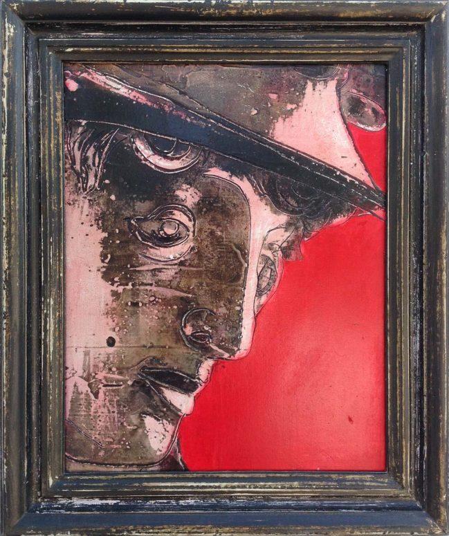 David Donatello Rosso 2