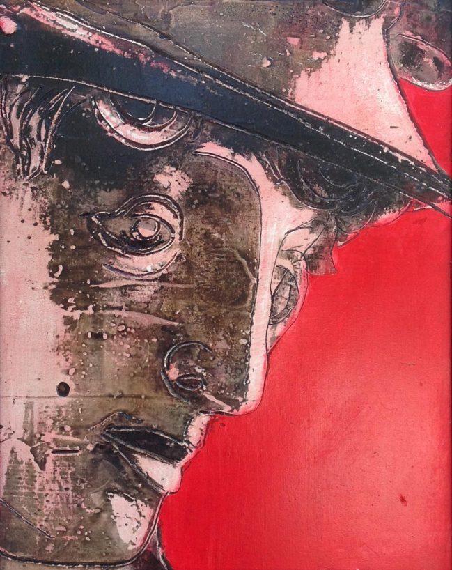 David Donatello Rosso 1