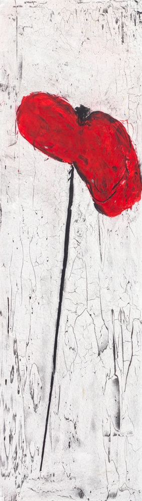 Poppies Diptych 3