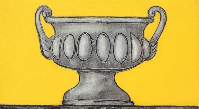 Vase in Yellow 1