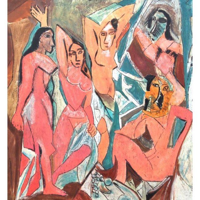 Nude Avignon 1