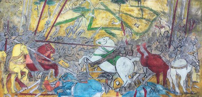 San Romano Battle 1