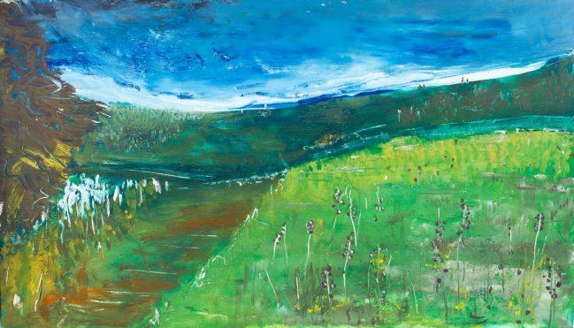 Countryside landscape 1