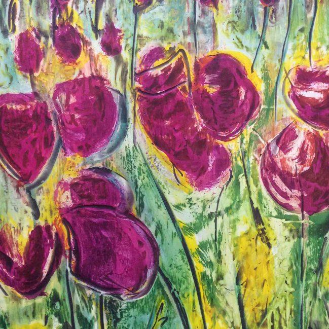 Tulips Vertical 2