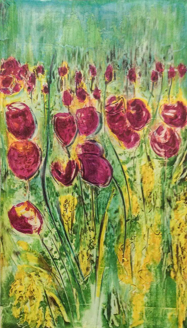 Tulips Vertical 1