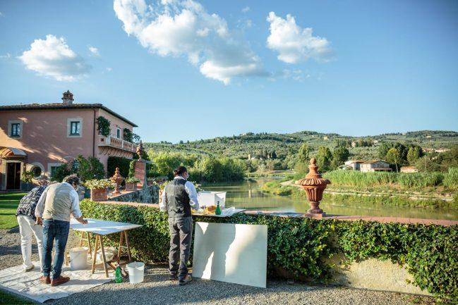 Villa La Massa Landscape 3