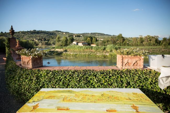 Villa La Massa Landscape 4