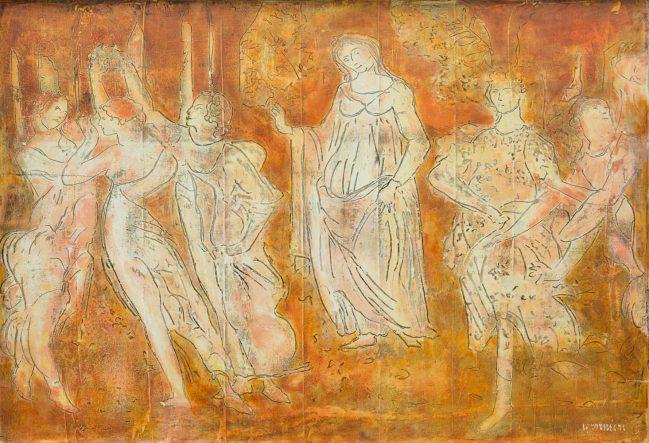 Botticelli's Brune Spring 1