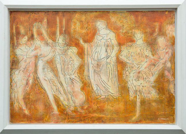 Botticelli's Brune Spring 2