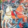 Paolo Uccello's Battle Detail 4