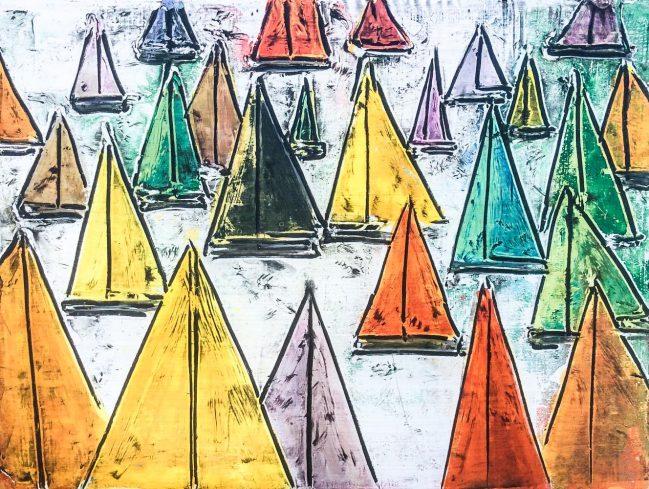 Study Dream of Sails 1
