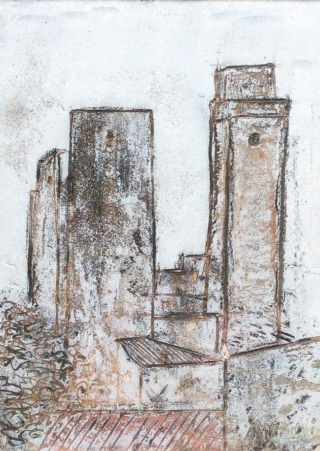 San Gimignano White 1