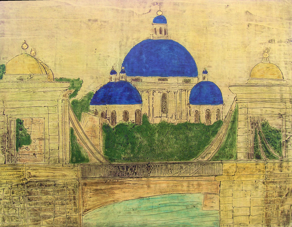 Iguarnieri art exhibition Moscow 14