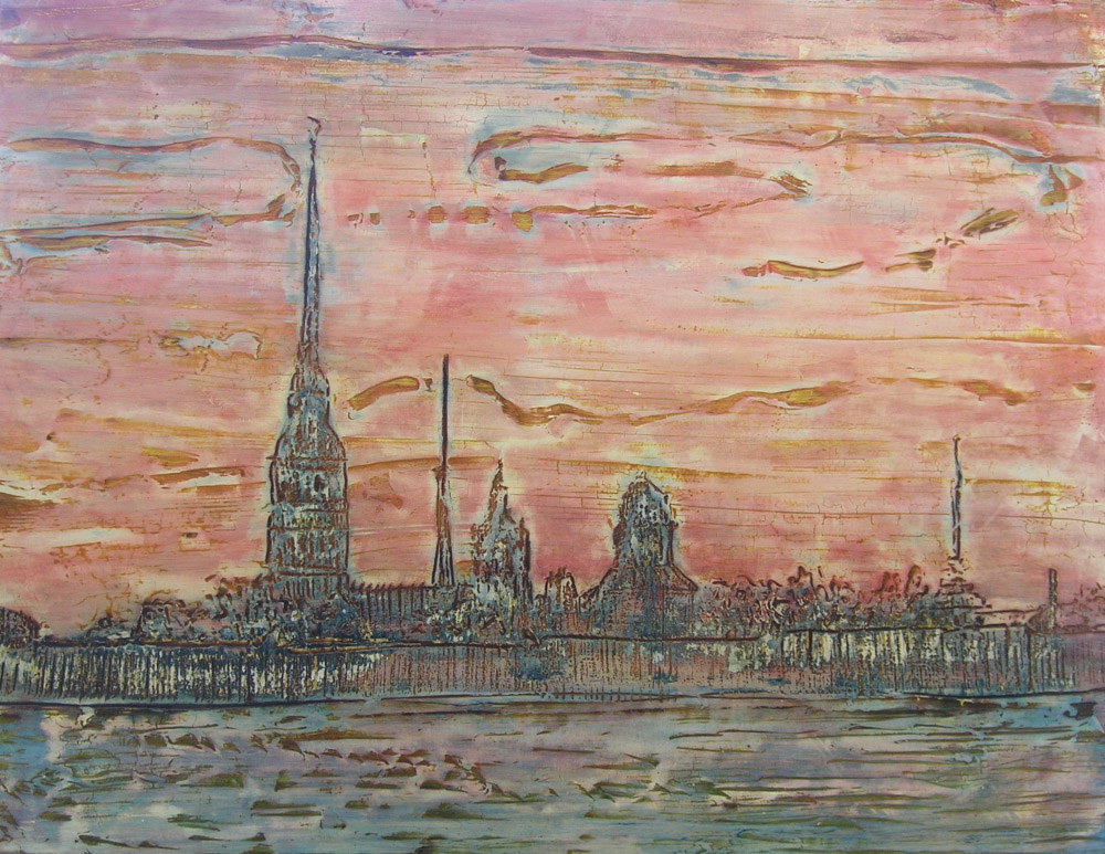 Iguarnieri art exhibition Moscow 4