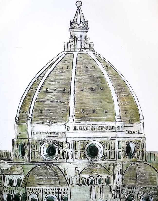 Florence Dome Gray 1