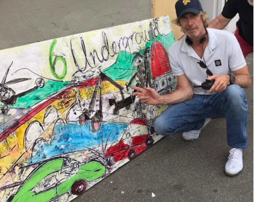 Florence News!! Six Underground by Iguarnieri