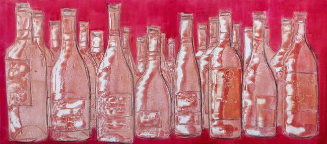 Rosé Bottles 1