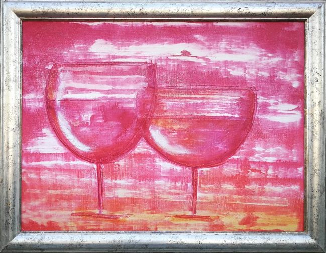 Pink Chalices 2