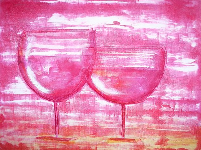 Pink Chalices 1