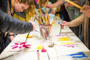 Fresco Painting Master Class 13