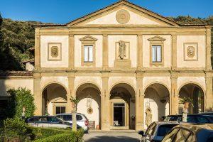 Dipingendo a Villa San Michele w-39 3