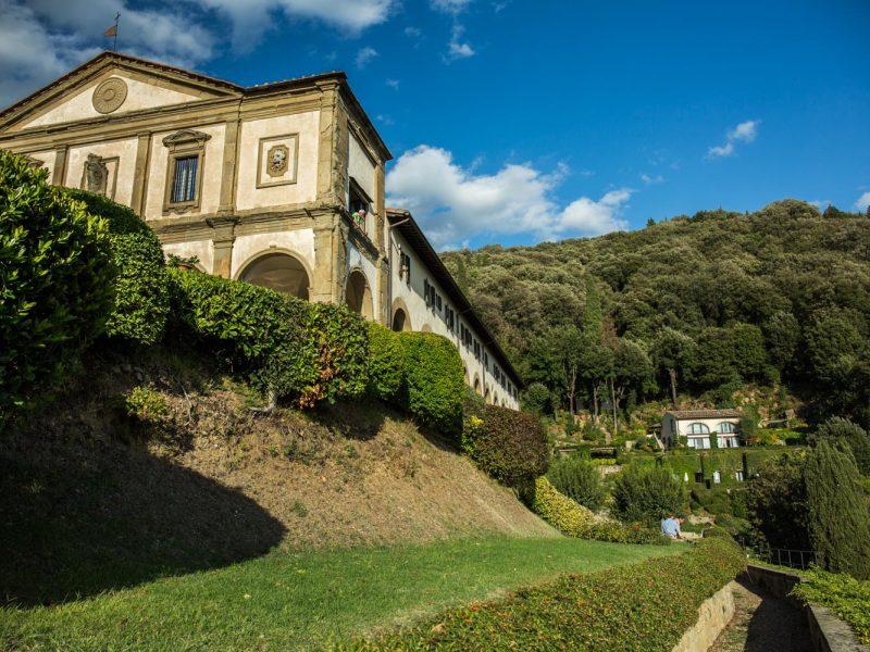 Dipingendo a Villa San Michele_-11