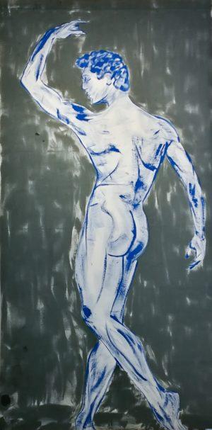 Roberto Bolle , nude, man