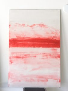 california red 32 x 48 inch