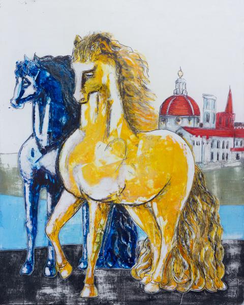 cavalli chirico