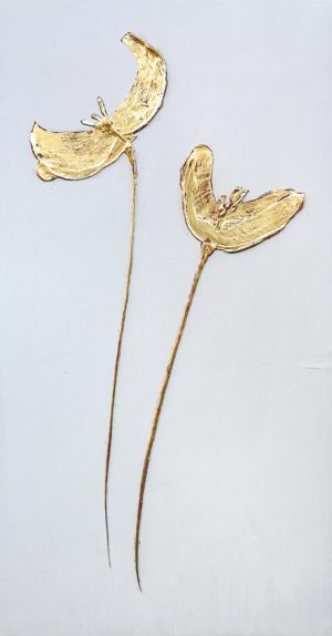 Gold Poppies II