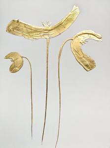 gold poppies medium