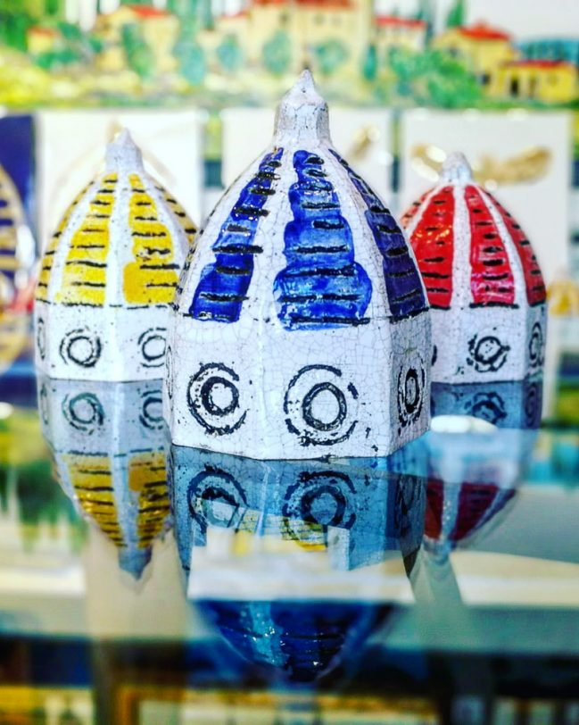 cupoline ceramica