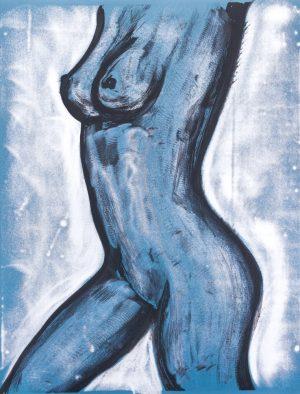 graffito nudo artwork