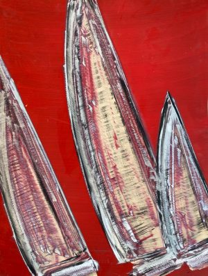 regatta in red