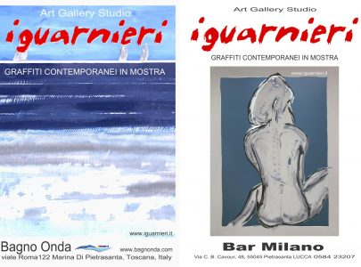 New Iguarnieri Exhibition Italy