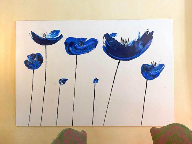 villa la massa papaveri blu iguarnieri