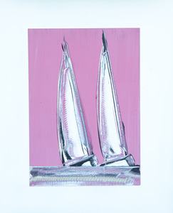 sails in pink