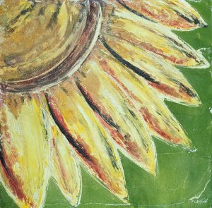 Small Sunflower 32x32