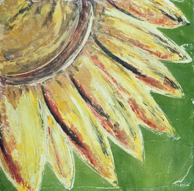 Small Sunflower 32x32