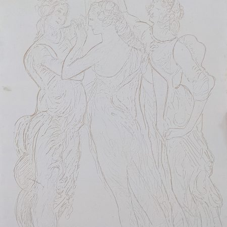 Three Graces 32 x 48