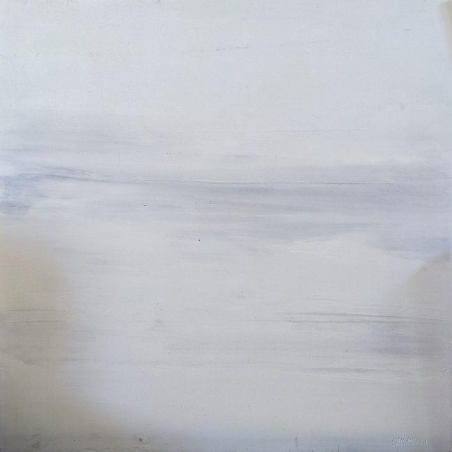 Large Calm Sea 48 x 48