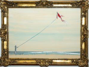 silver kite